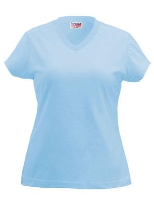 Impresión de Playeras para dama cuello V en Querétaro ad52d910b3838